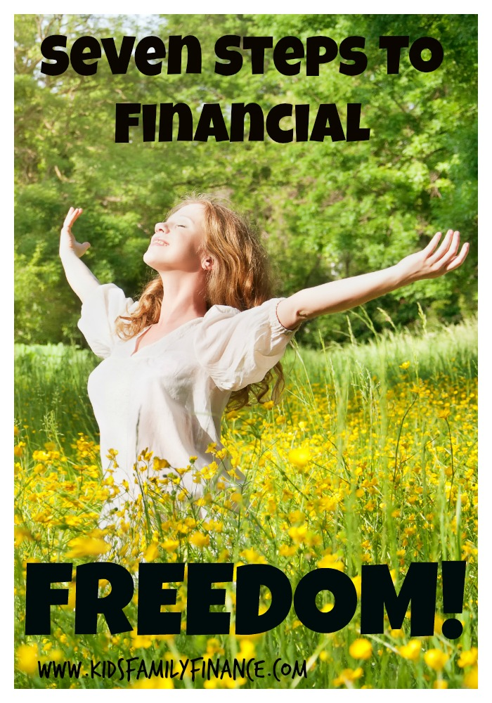 Seven Steps To Financial Freedom